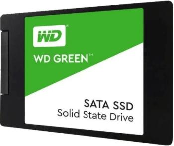 SSD накопитель WDS120G2G0A: фото