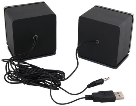 Портативные колонки с USB подключением
